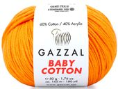 Baby cotton gazzal